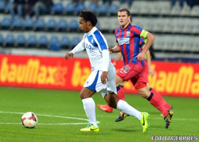 Eric Bourceanu Steaua