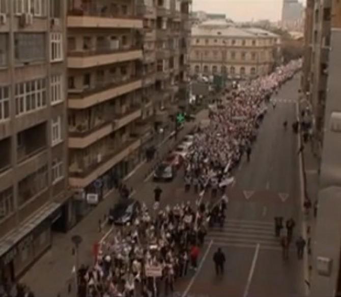medici-protest