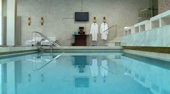 piscina dante
