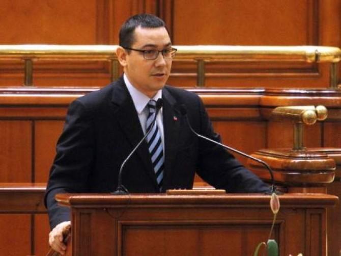 ponta-parlament