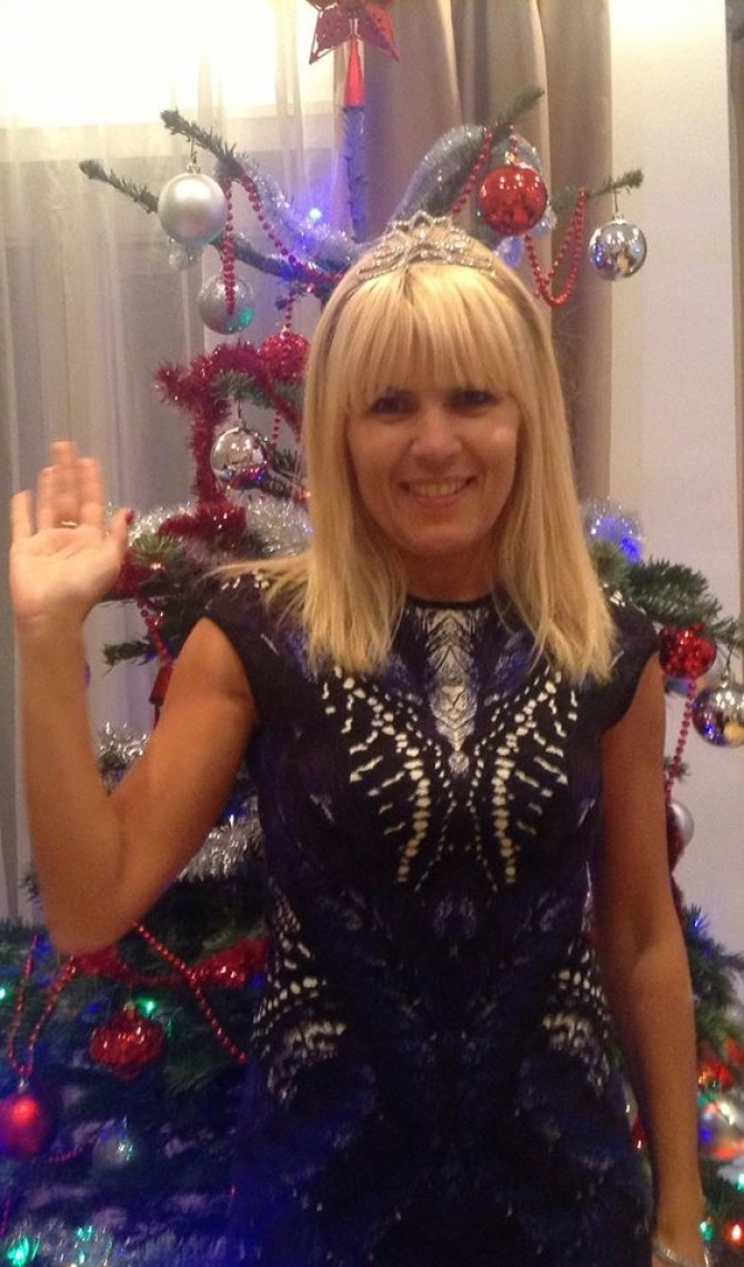 Elena Udrea 40 de ani
