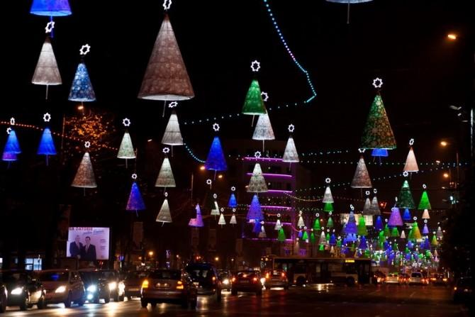 Luminițe-Crăciun