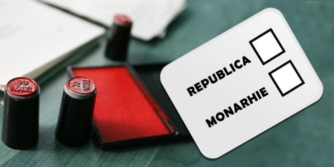 Republică Monarhie