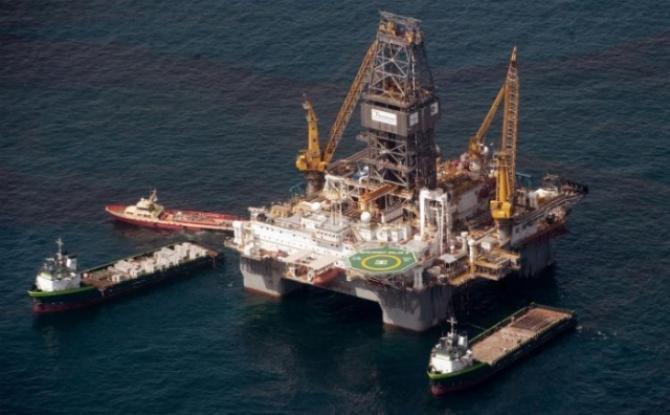 Sondă petrol