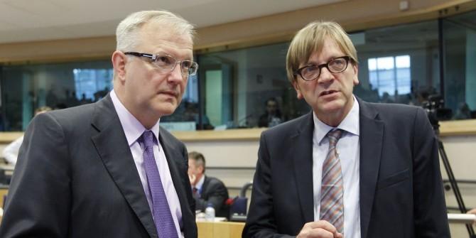 olli rehn verhofstadt