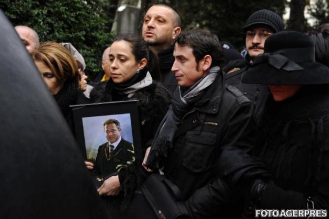 Înmormântare Iovan
