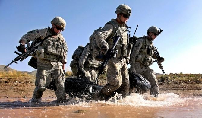 SUA Armată