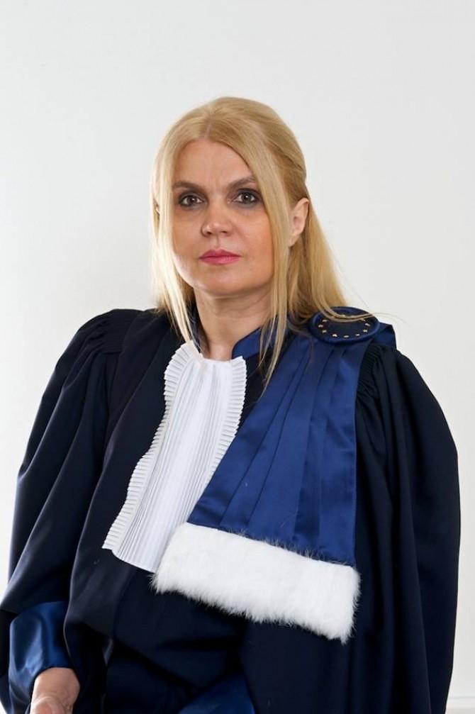Iulia Motoc la CEDO
