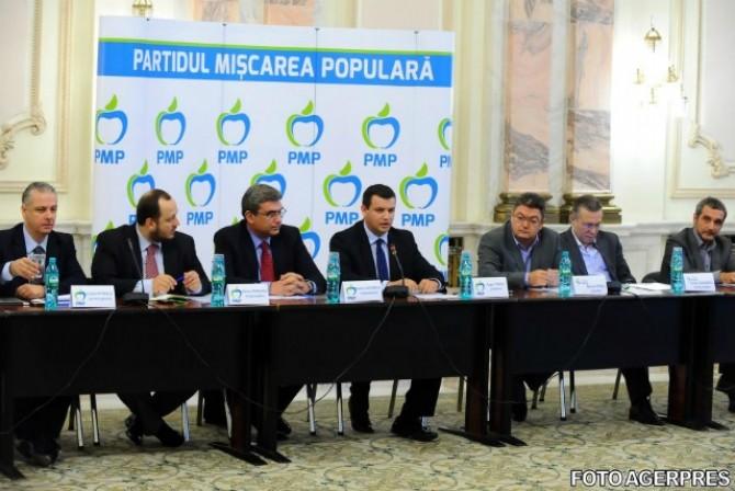 """PMP îl folosește pe """"noul Iohannis"""" pentru a se alia cu FDGR"""