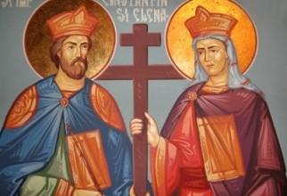 Sfintii Constantin si Elena, 21 mai, traditii si obiceiuri