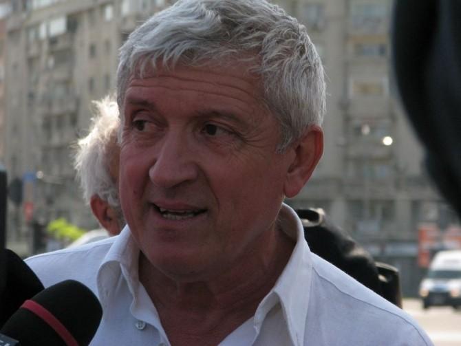 Mircea Diaconu, la BEC