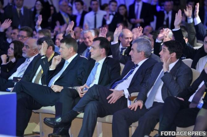Klaus Iohannis, Ludovic Orban, Ioan Ghișe