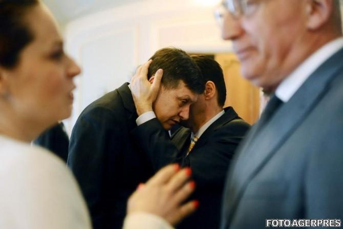 Ludovic Orban, război cu Crin Antonescu