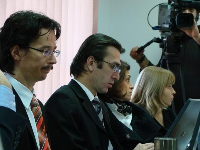 Cristi Danileț, Toni Neacșu, Alina Ghica