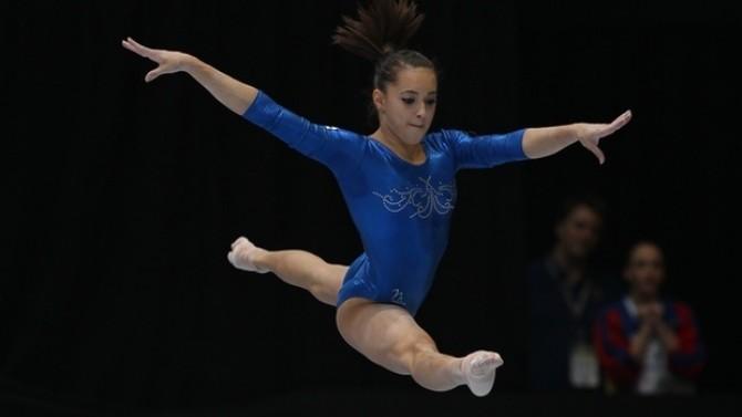 Larisa Iordache, Campionatele europene de gimnastica, sofia 2014