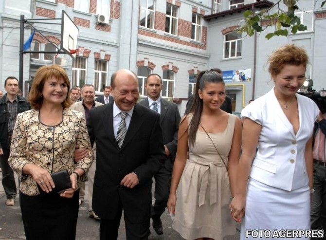 Ioana Băsescu, însărcinată