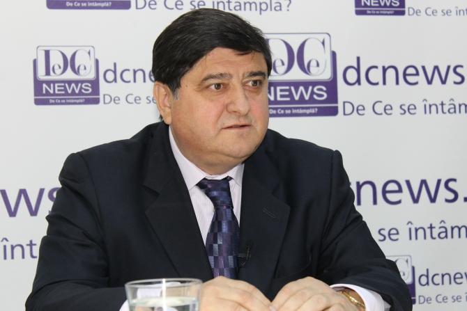 Constantin Niță, ministrul Economiei, DCNEWS LIVE