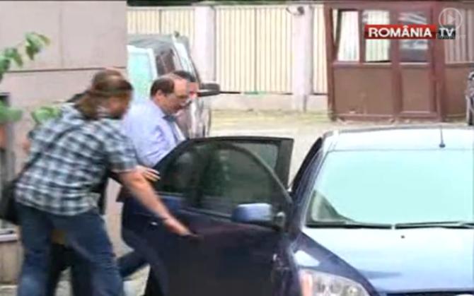 Captură foto: România Tv
