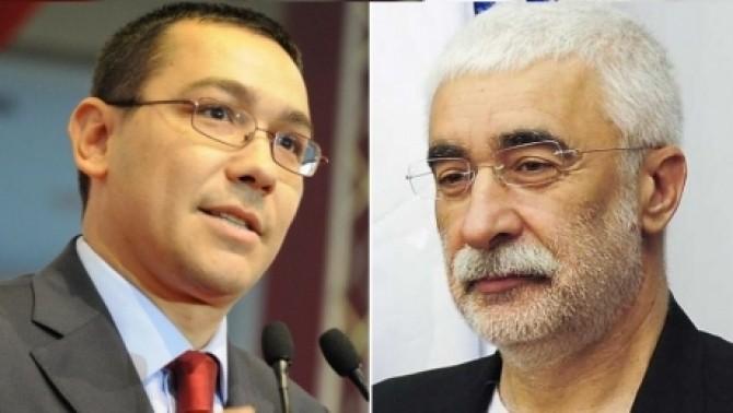 Victor Ponta, Adrian Sarbu