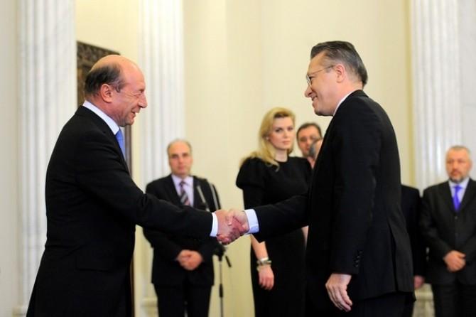 Cristian Diaconescu, candidatul PMP la alegerile prezidențiale