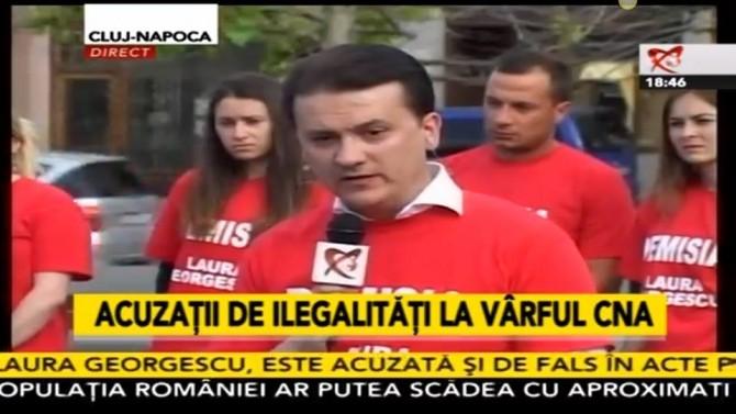 Foto: Captură video// Narcisa Iorga