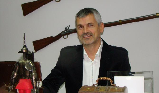 Nicolae Nasta. Foto: Jurnaluldeilfov.ro