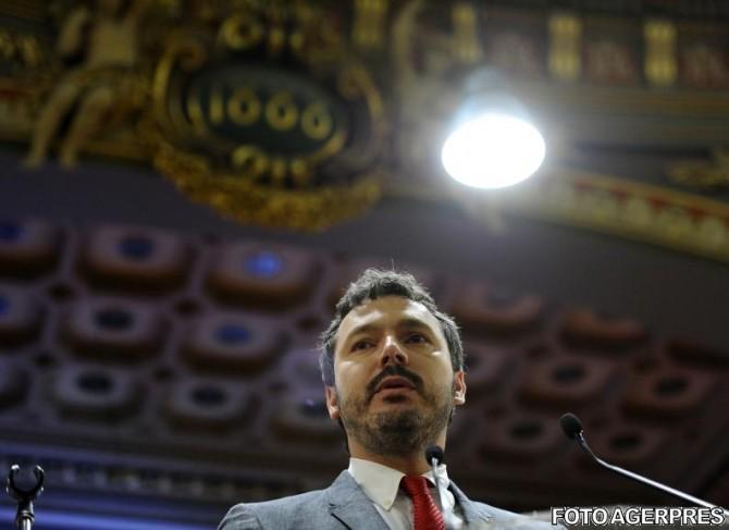 Ministrul delegat pentru Energie, Răzvan Nicolescu