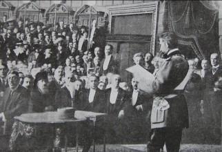 ferdinand in parlament