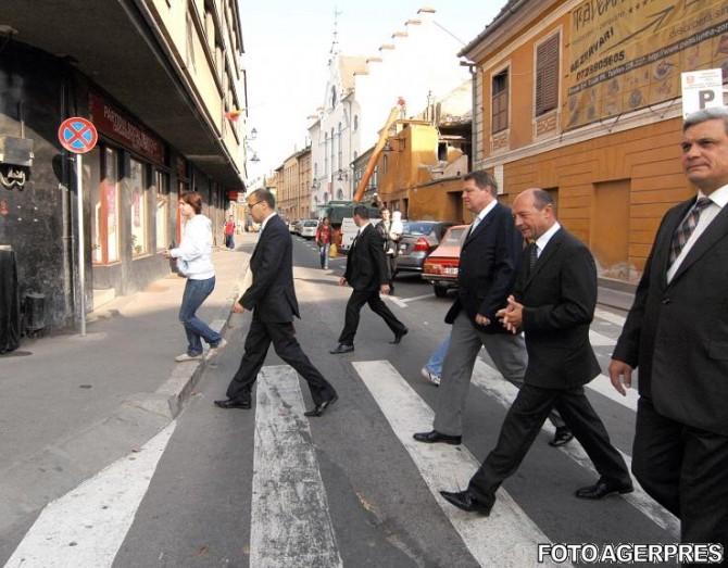 Traian Băsescu, Klaus Iohannis