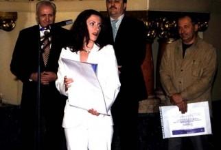 """Ceremonia de acordare a distincțiilor și premiilor corespondenților de război români, organizată de Asociația Euro - Atlantica """"Manfred Woerner"""" și Ministerul Informațiilor Publice"""