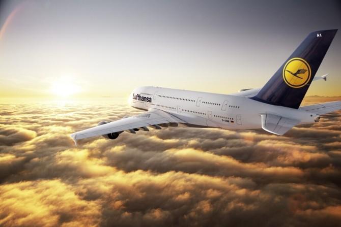 Panică la bordul unui avion Lufthansa