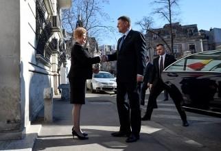 Foto: Pagina de Facebook a președintelui Klaus Iohannis