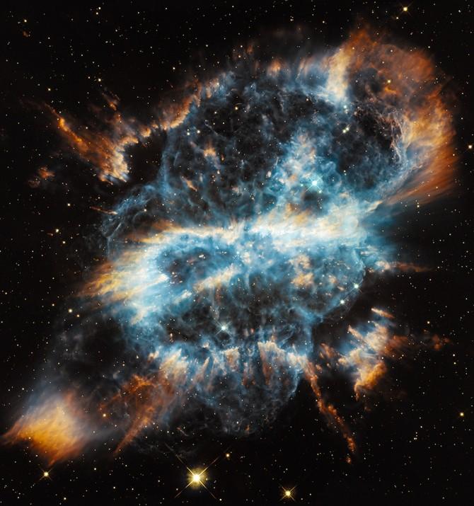 Nebuloasa planetară NGC 5189