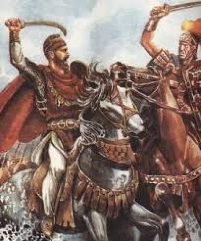 Primul Război Dintre Decebal și Traian
