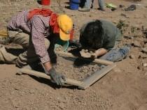 Arheologi - foto simbol