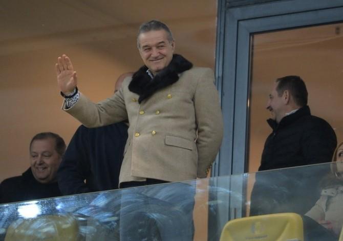 Gigi Becali, sursă foto: Prosport