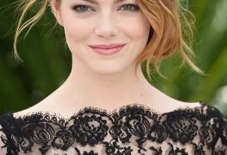 Emma Stone , studenta indragostita din filmul lui Woody Allen  Omul irational