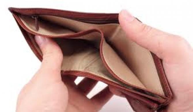 Imagini pentru imagini cu portofele goale