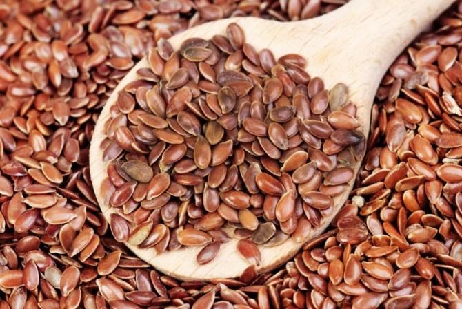 seminte de in pentru cura de slabire