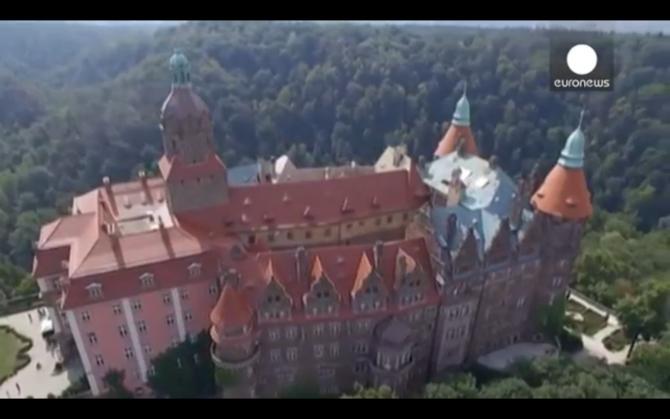Castelul Ksiaz