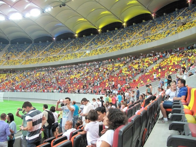 bauturi alcoolice pe stadion