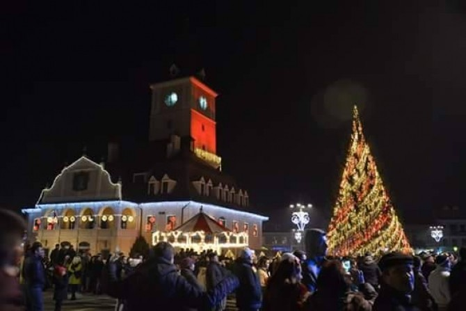 Târg de Crăciun Brașov