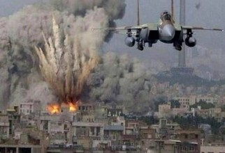 Bombardament Gaza