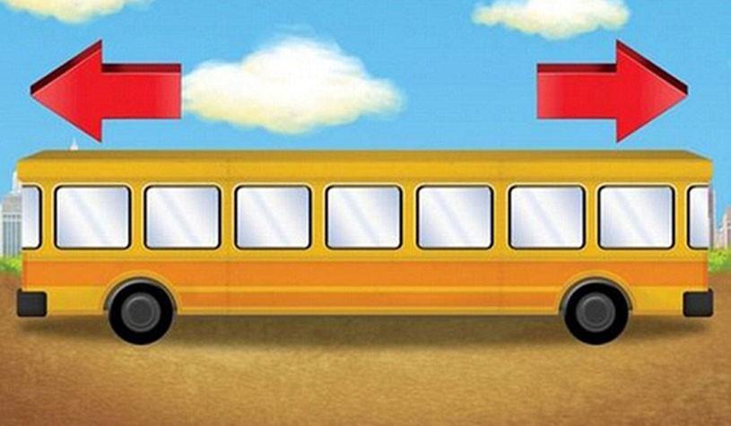 Puzzle autobuz