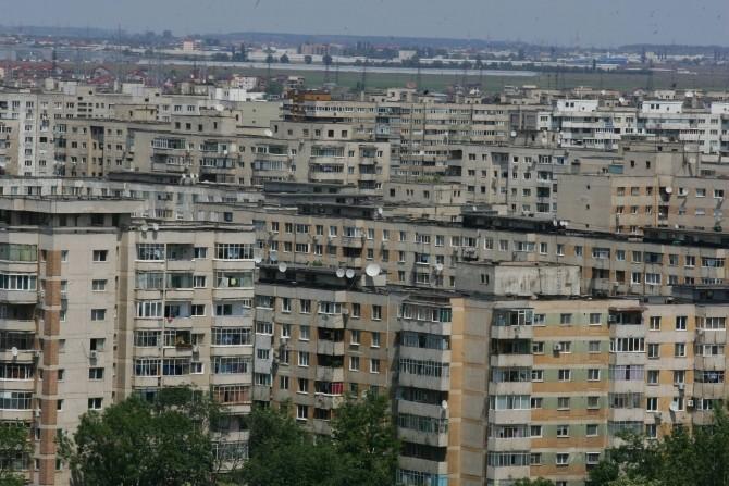 Bucuresti, blocuri locuinte
