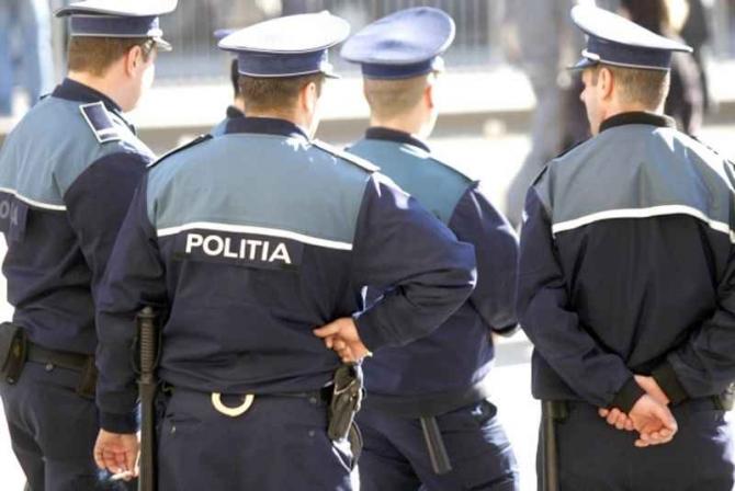 Polițiști - imagine simbol