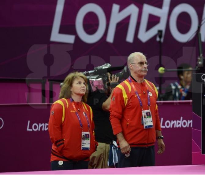 Bitang-Bellu, Jocurile Olimpice Londra 2012