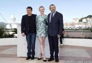 Cristian Mungiu, Maria Drăguș și Adrian Titieni