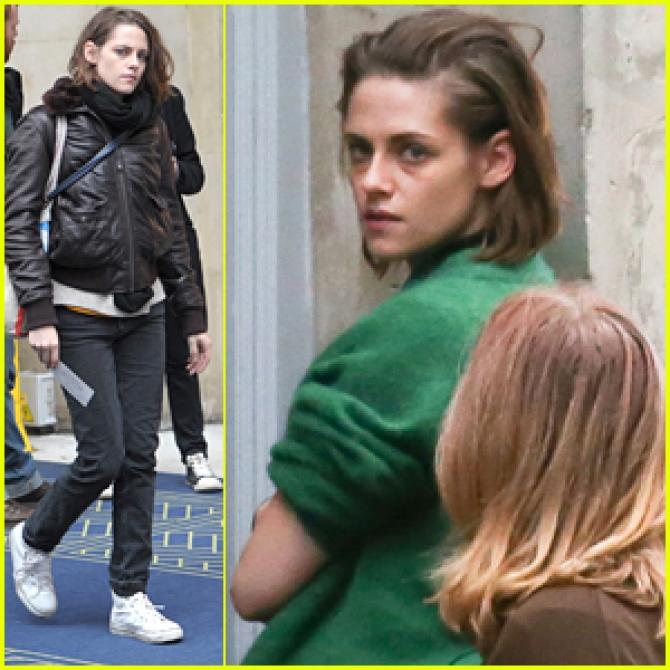 Kristen Stewart în Personal Shopper