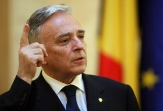 Isărescu vrea un program de aderare la zona euro ambițios și realist